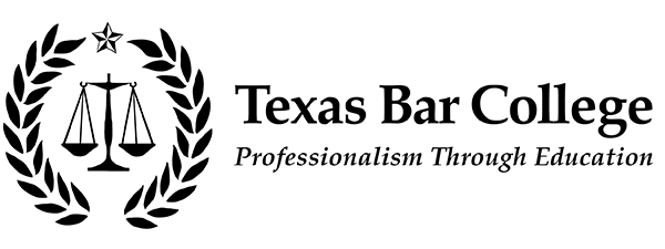 Texas Bar College Inductee